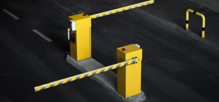 Sposoby otwierania szlabanów parkingowych